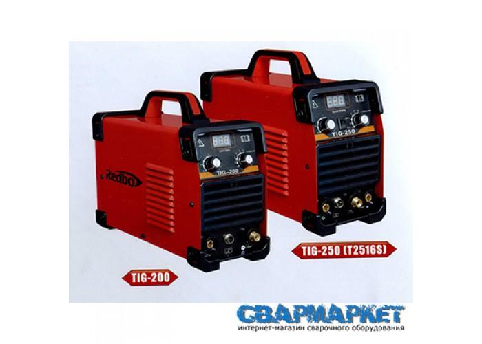 Аргоновая сварка Redbo TIG 250 Expert