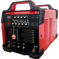 Аргоновая сварка Edon Pulse TIG 200 AC\DC