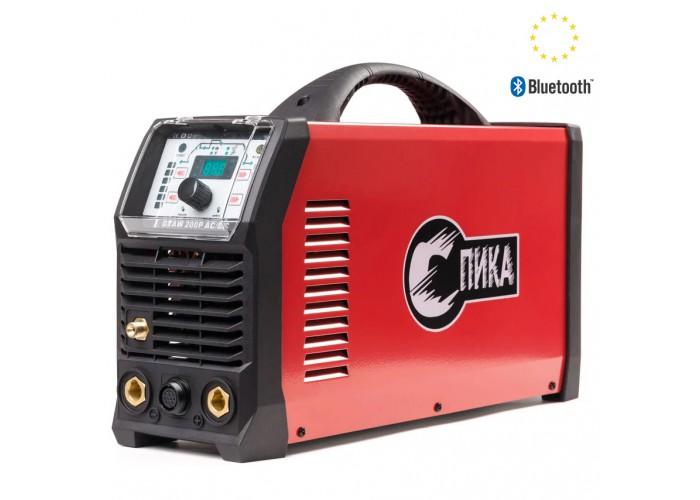 Аргоновая сварка СПИКА GTAW 200P AC/DC