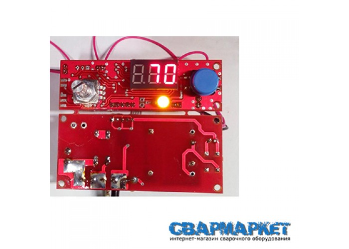 Блок управления контактной точечной сварки, регулятор точечной сварки