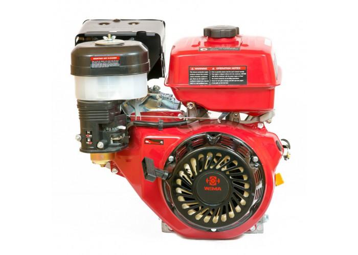 Двигатель WEIMA WM177F-S (вал 25 мм, шпонка)