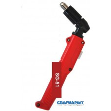 Горелка для аппарата воздушно-плазменной резки SG51