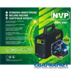 Сварочный инвертор NVP MMA 295 Кейс