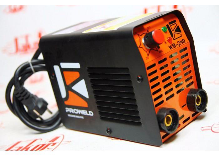 Сварочный инвертор Proweld WM-280 Mini (Кейс)