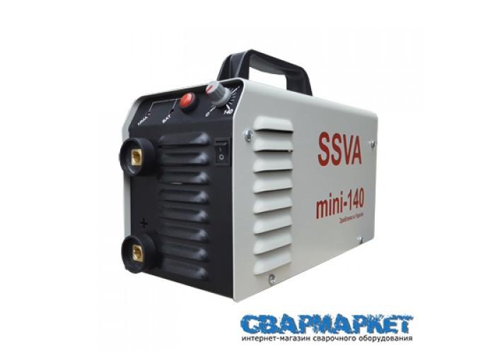 Сварочный инвертор SSVA 140 mini Самурай