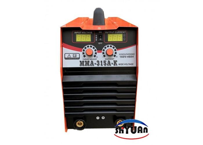 Сварочный инвертор Shyuan MMA 315K