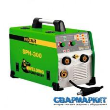 Сварочный полуавтомат Procraft SPH 300
