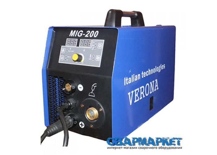 Сварочный полуавтомат Verona MIG 200