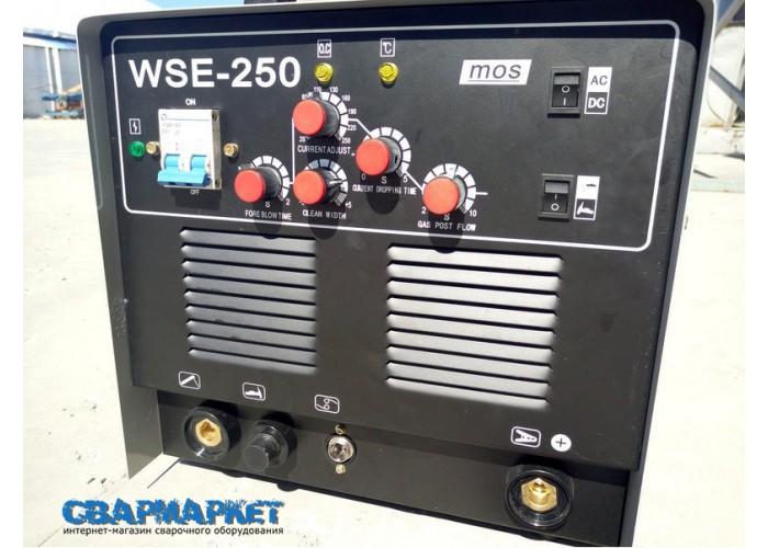 Аргоновая сварка Луч Профи WSE 250 AC\DC