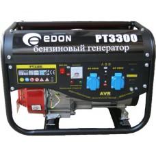 Бензиновый генератор Edon PT 3300 (3,3 кВт)